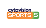 Cytavision Sports 5 tv logo