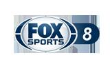 Fox Sports 8 tv logo