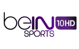 beIN Sports Mena 10 HD tv logo