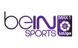beIN LaLiga Max 1/ HD tv logo