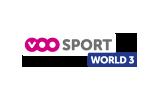 VOOsport World 3 tv logo
