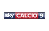 Sky Calcio 9 tv logo
