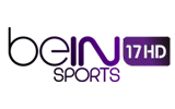 beIN Sports Mena 17 HD tv logo