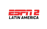 ESPN 2 Latin America / HD tv logo