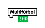 MultiFutbol 3 / HD tv logo