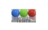 Telefe / HD tv logo
