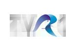 TVR 1 tv logo