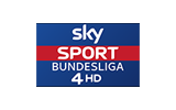 Sky Sport Bundesliga 4 / HD tv logo