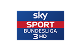 Sky Sport Bundesliga 3 / HD tv logo