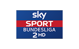 Sky Sport Bundesliga 2 / HD tv logo