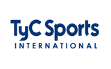 TyC Sports Internacional  / HD tv logo