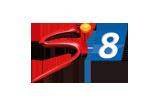 SuperSport 8 tv logo