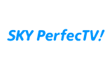 BS Sky PerfecTV! / HD tv logo