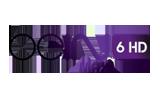beIN Sports Max 6 / HD tv logo