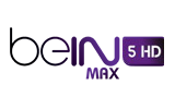 beIN Sports Max 5 / HD tv logo