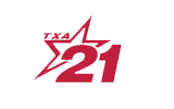 TXA 21 / HD tv logo