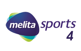 Melita Sports 4 tv logo