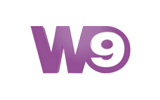 W9 / HD tv logo