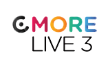 C More Live 3 tv logo