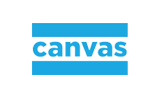 Canvas / HD tv logo