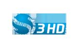 SuperSport Kosova 3 / HD tv logo