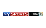 Sky Sports Ultra HD tv logo