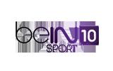 beIN Sports 10 tv logo