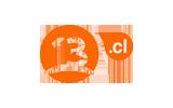Canal 13 / HD tv logo