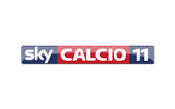 Sky Calcio 11 tv logo