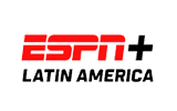 ESPN + Latin America / HD tv logo