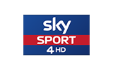 Sky Sport 4 / HD tv logo