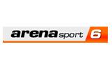 Arena Sport 6 (SimulCast) / HD tv logo