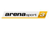 Arena Sport 3 tv logo