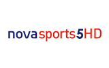 NovaSports 5 / HD tv logo