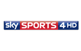 Sky Sports 4 RED Button tv logo