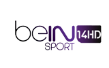 beIN Sports Mena 14 HD tv logo