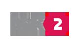 NRK 2 / HD tv logo