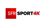 SFR Sport 4K tv logo