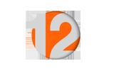 TV12 / HD tv logo
