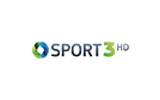 COSMOTE Sport 3 HD tv logo