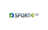 COSMOTE Sport 4 HD tv logo