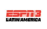 ESPN 3 Latin America tv logo