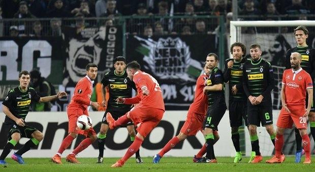 Fiorentina vs Borussia Monchengladbach