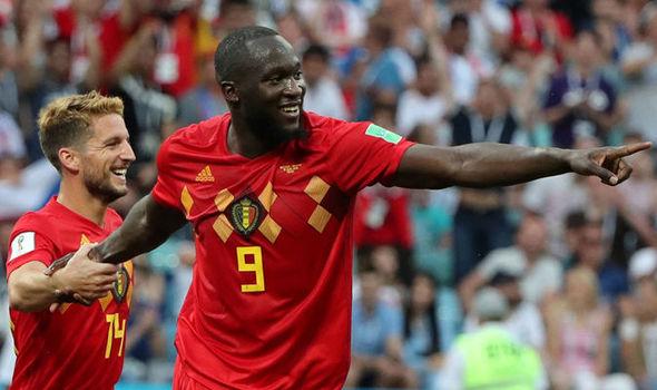 Belgium vs Tunisia