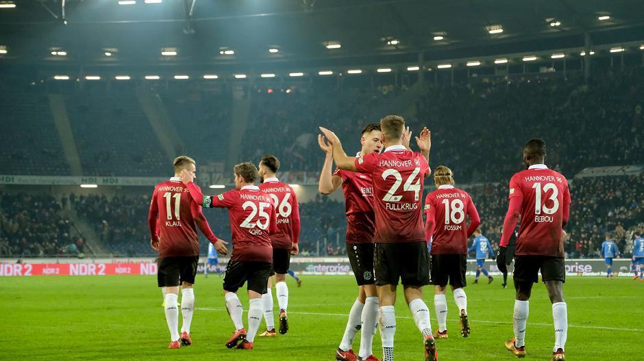 FSV Mainz 05 vs Hannover 96