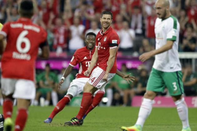 Werder Bremen vs Bayern Munich