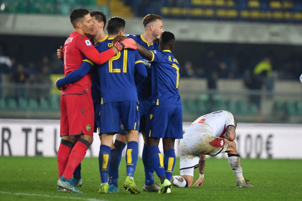 Genoa vs Verona