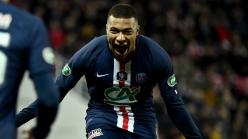 Dijon 1-6 Paris Saint-Germain: Tuchel