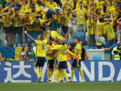 Sweden 1 South Korea 0: Granqvist