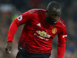 Romelu Lukaku hampered by World Cup muscle